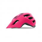 Juniorská cyklistická helma Giro Tremor matte bright pink 2020