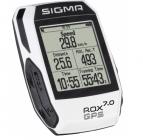 Cyklistický computer Sigma BC ROX GPS 7.0 bílý