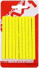 Bezpečnostní odrazky na dráty Max1 žluté
