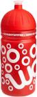 Cyklistická lahev Woom červená 500ml