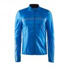 Cyklistická bunda Craft 1903290-9900 Featherlight modrá pánská