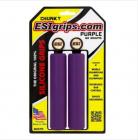 Gripy ESI grips chunky - fialový