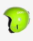 Dětská sjezdová helma POC POCito Skull Fluorescent Yellow/Green 2020/2021