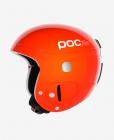 Dětská sjezdová helma POC POCito Skull Fluorescent Orange 2020/2021