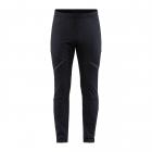 Běžecké kalhoty Craft Gllide Wind Tights černé 2020/21