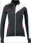 Dámská běžecká bunda Silvini Monna černo-bílá WJ703-08014