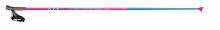 Dětské běžecké hole KV+ Tornado jr. pink 50% karbon 2020/21