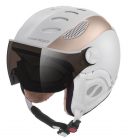 Lyžařská helma Mango Cusna Pro bílá/prosecco mat 2020/21