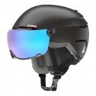 Lyžařská helma Atomic Savor visor stereo black 2020/21