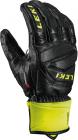 Sjezdové rukavice Leki Worldcup Race Downhill S, back-ice-lemon 2020/21
