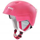 Dětská sjezdová helma Uvex Manic Pro Pink met 2020/21