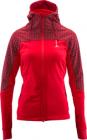 Dámská běžecká bunda Silvini Lano WJ 1304-20224 red/merlot 2020/21