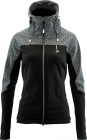 Dámská běžecká bunda Silvini Lano WJ 1304-0812 black Charcoal 2020/2120