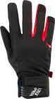 Běžecké rukavice dětské Silvini junior Ortles black-red 2020/21