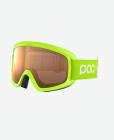 Dětské lyžařské brýle POC Pocito Opsin flluorescent yellow/green ONE 2020/21