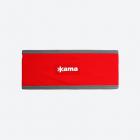 Čelenka Kama C34 104 červená