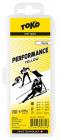 Vosk na lyže parafín Toko performance yellow 10 °C — -4 °C 120g