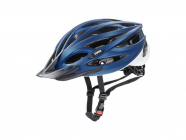 Cyklistická helma Uvex Oversize Blue / white mat 2021