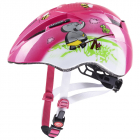 Dětská cyklistická helma Uvex Kid 2 Pink playground 2021