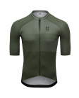 Cyklistický dres Kalas Passion Z1 Khaki 1013-085 2021