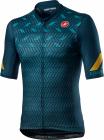 Cyklistický dres Castelli Avanti jersey storm blue 2021