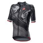 Cyklistický dres dámský Castelli Climber's 2.0 W jersey light black 2021