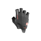 Cyklistické rukavice Castelli ROSSO CORSA PRO V GLOVE dark gray 2021
