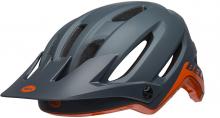 Cyklistická helma BELL 4Forty Mat/Glos Slate/Orange