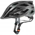Cyklistická helma Uvex I-vo CC black-smoke mat 2021