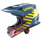 Cyklistická helma Uvex Hlmt 10 blue fire 2021