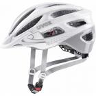 Dětská cyklistická helma Uvex CC white - grey 2021