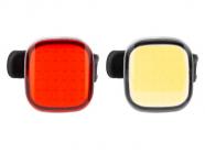 Set (přední a zadní) světel Superior S.light 40