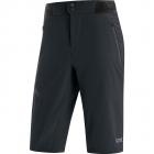 Cyklistické kalhoty Gore C5 shorts černé 2021