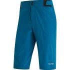 Cyklistické kalhoty Gore Passion shorts mens-sphere blue 2021