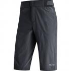 Cyklistické kalhoty Gore Passion shorts mens black 2021