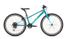 Dětské jízdní kolo Superior F.L.Y. 24 turquoise/red 2021