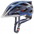 Cyklistická helma Uvex I-vo CC dark blue met mat 2021