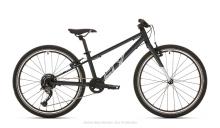 Dětské jízdní kolo Superior F.L.Y. 24 Matte black/Silver 2021