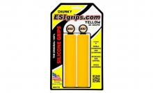 Gripy ESI grips chunky - žluté