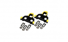 Kufry na pedály Shimano SPD SL SM-SH11 silniční žluté