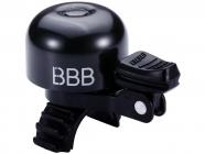 Zvonek na kolo BBB loud&clear deluxe černý