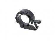 Zvonek na kolo XLC cycle bell prstýnkový černý