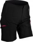 Cyklistické kalhoty Silvini Invio WP860-08505 černo-růžové