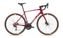 Silniční kolo Superior X-Road Team elite Gloss dark red/Chrom 2022