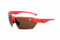 Brýle 3F vision Version 1841 červeno-bílé