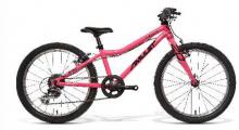 Dětské jízdní kolo Amulet 20 Tomcat hot pink/black 2022