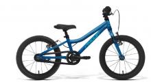 Dětské jízdní kolo Amulet 16 Tomcat strong blue/Silver 2022