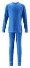 Dětské termoprádlo Reima Cepheus světle modré (triko+kalhoty)