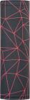 Zateplený šátek Silvini Rozes black red UA1731 2021/22