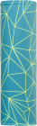 Zateplený šátek Silvini Rozes ocean-lime UA1731 2021/22